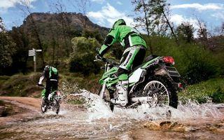 Фото бесплатно мотоцикл, мотоциклист, дорога