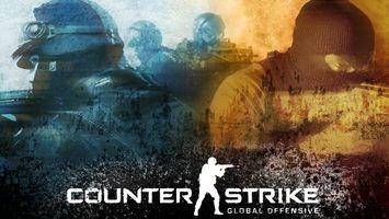 Бесплатные фото надпись,логотип,название,counter strike,война,стрелялка,автоматы