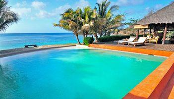 Бесплатные фото тропики,море,курорт,бассейн,разное