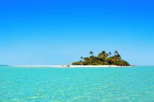 Фото бесплатно тропики, море, остров