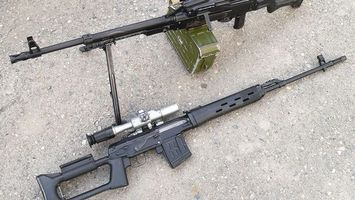 Бесплатные фото винтовка,пулемет,прицел,снайперский,приклад,подставка,оружие