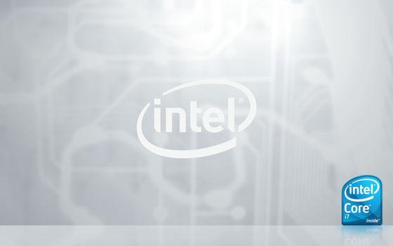 Фото бесплатно intel, процессор, i7