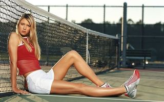 Бесплатные фото анна,курникова,большой,теннис,корт,сетка,спорт