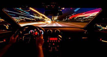 Фото бесплатно Audi, скорость, салон