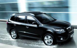 Фото бесплатно hyundai, черный, вид, машины