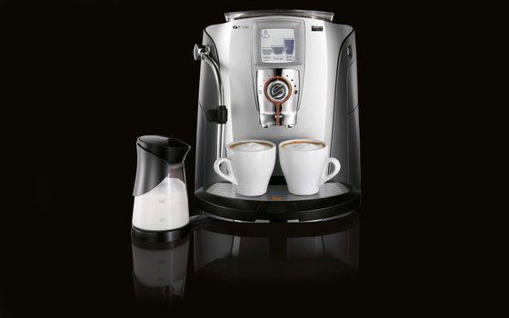 Бесплатные фото кофе,кружки,белые,кофемашина,сахар,ручка,напитки