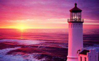 Бесплатные фото море,океан,вода,закат,горизонт,пена,пейзажи