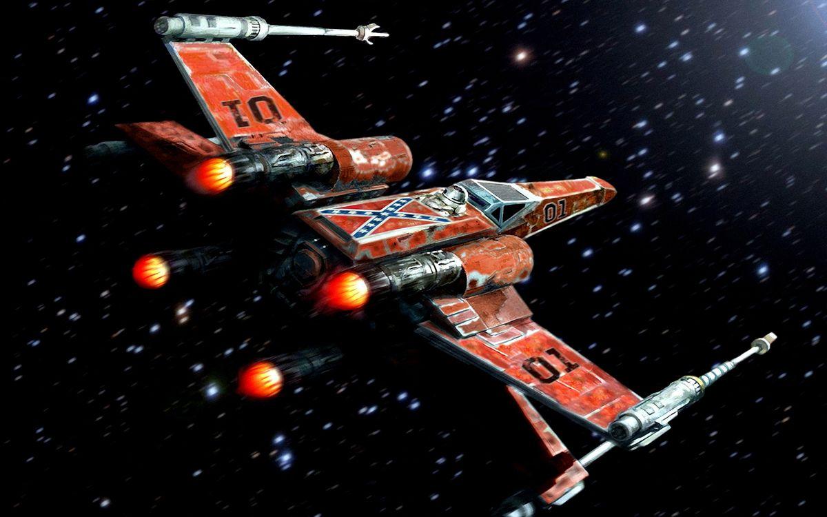 Фото бесплатно самолет, корабль, космический, огонь, ракета, двигатель, звезды, галактики, невесомость, крылья, авиация, авиация
