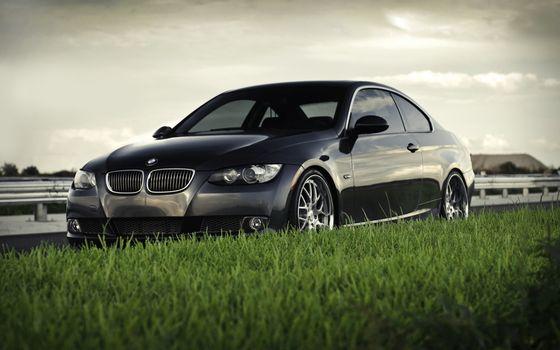 Фото бесплатно bmw, автомобиль, машины