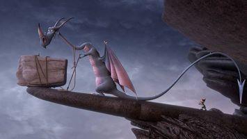 Фото бесплатно Фэнтези, Иностранные мультфильмы, 7-й гномик