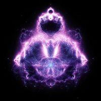Фото бесплатно зарево, фіолетовий, чорне