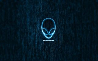 Бесплатные фото alienware,инопланетянин,компания,логотип,надпись,фон,темный