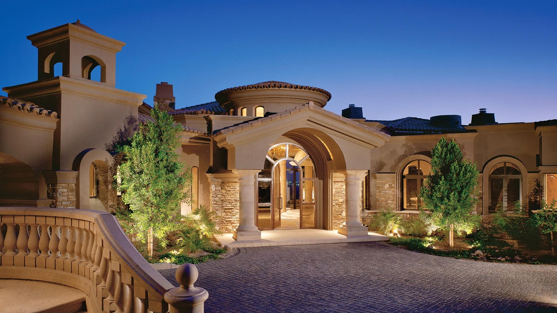 дом, архитектура, стиль