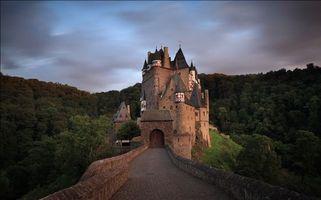 Фото бесплатно Рейнланд-Пфальц, Германия, пейзажи