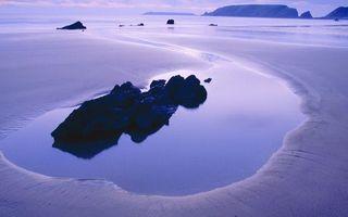 Фото бесплатно море, отлив, дно