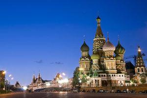 Бесплатные фото Россия,Москва,Столица,Город,Храм Василия Блаженного