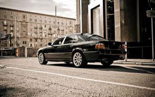 Заставки автомобиль, колеса, диски, шины, багажник, фары, асфальт