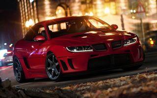 Бесплатные фото автомобиль,красный,дорога,асфальт,полосы,колеса,диски