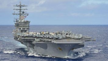 Заставки корабль,военный,море,вода,волны,самолеты,оружие