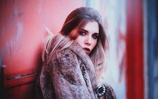 Фото бесплатно модель, пальто, девочек