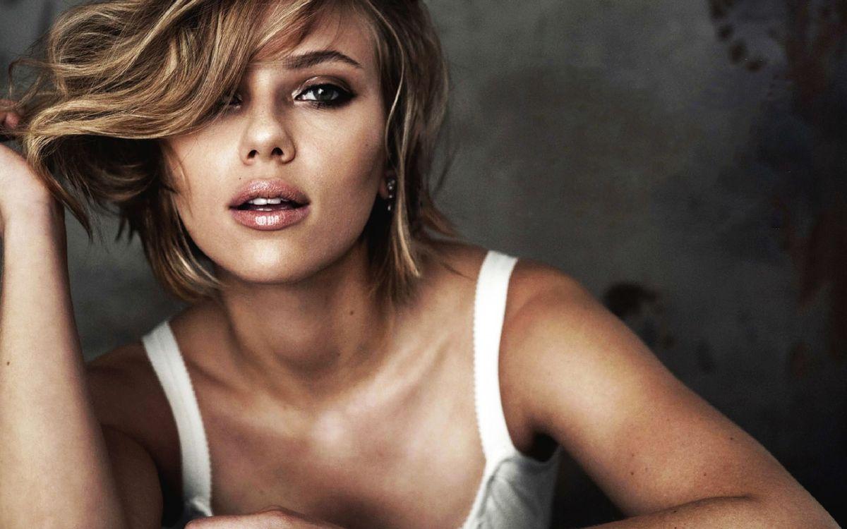 Обои скарлетт йоханссон, актриса, модель картинки на телефон