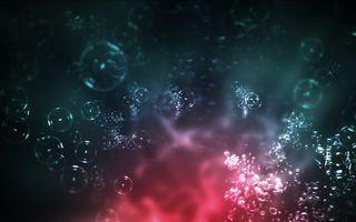 Фото бесплатно мыльные, пузырики, цифровая