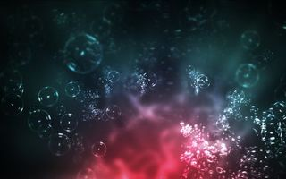 Photo free soap bubbles, digital, grid