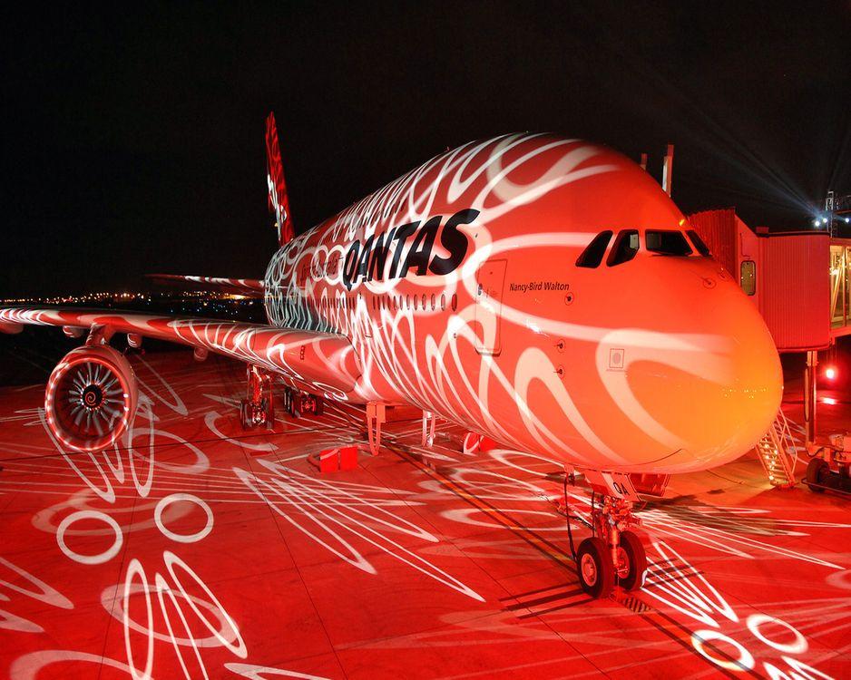Qantas · бесплатное фото