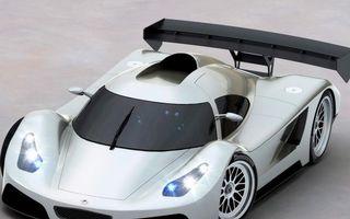 Photo free sports car, tuning, air intakes