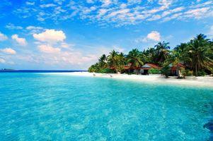 Фото пляж, море без регистрации
