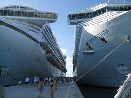 Заставки лайнер, порт, канаты