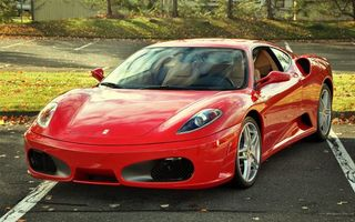 Photo free ferrari, red, sports car