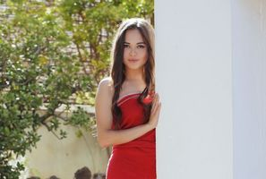 Бесплатные фото Li Moon, девушка, модель, красотка