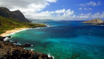 Фото бесплатно океан, вода, небо