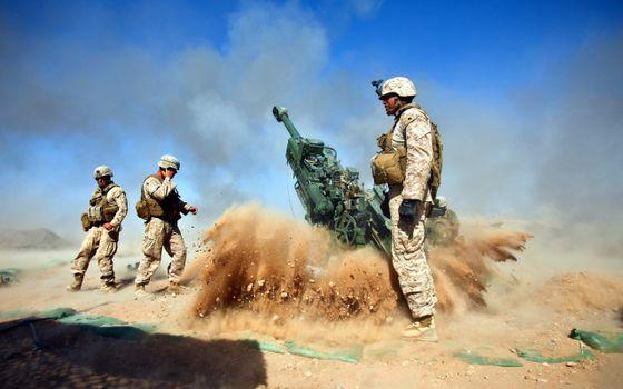 Фото бесплатно солдаты, воины, война