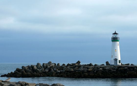 Фото бесплатно берег, море, волнорезы