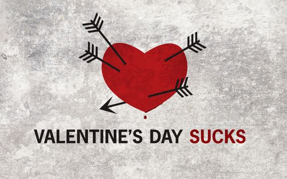 Фото бесплатно день валентина, сердце, стрелы