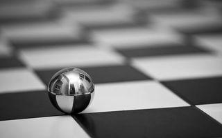 Бесплатные фото шар,клетки,поверхность,зеркало,доска,шахматная,черный