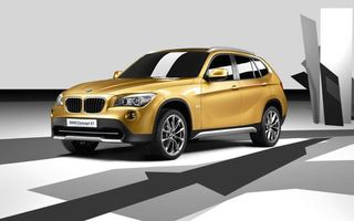 Photo free bmw x 1, crossover, headlights