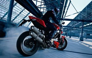 Photo free motorcyclist, motorcycle, wheels