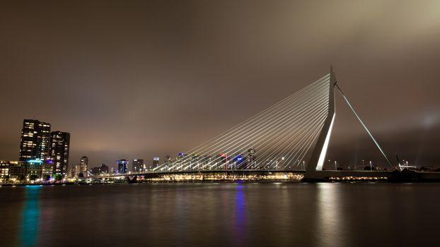 Бесплатные фото нидерланды,город,ночь