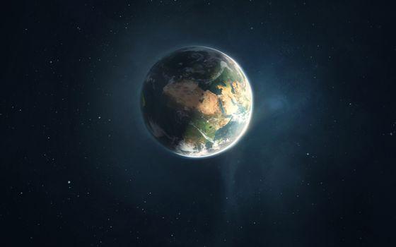Photo free new, worlds, planet
