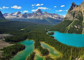Заставки пейзаж,горы,озеро,лес,пейзажи