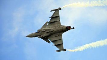 Saab JAS 39 Gripen · бесплатное фото
