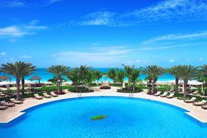 Фото бесплатно пейзажи, бассейн, курорт