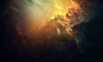 Фото бесплатно туманность, созвездие, ориона