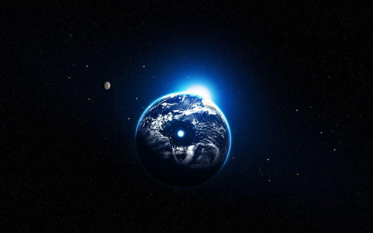 Фото бесплатно земля, планеты, солнце - на рабочий стол