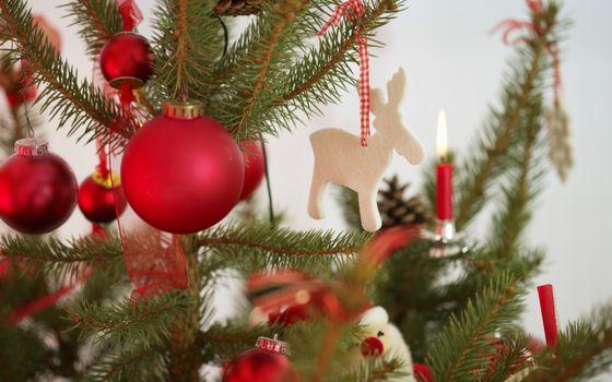 Фото бесплатно праздник, happy new year, новогодние обои