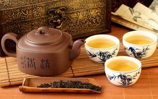 Фото бесплатно чай, китайский, чайник