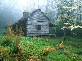 Фото бесплатно лужайка, дом, трава